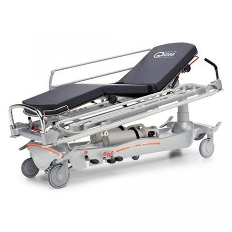 Specializirani vozički za prevoz pacientov