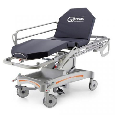 Vozički za prevoz pacientov