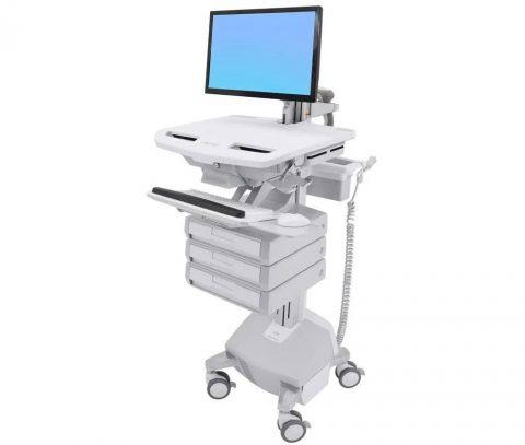 StyleView®-Cart-Medicinski-računalniški-vozički-1