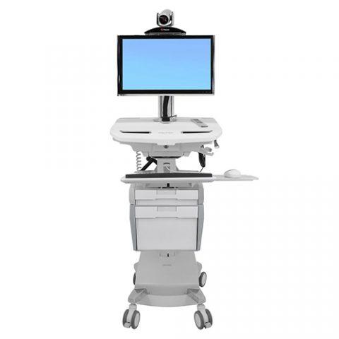 StyleView Telemedicine Cart Medicinski računalniški vozički